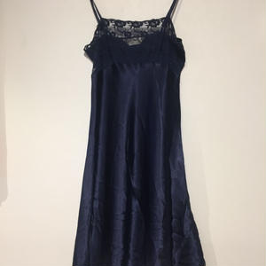 lingerie ONE PIECE navy