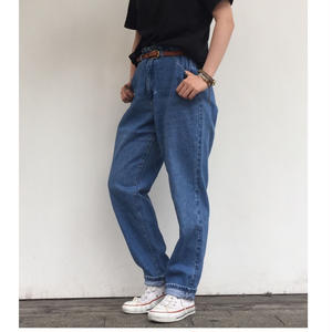 1990's Lee denim tapered pants
