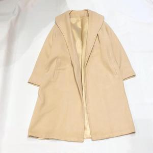 70's  shawl collar coat