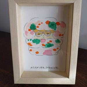 朝倉世界一作品『ホットケーキ:からふる』
