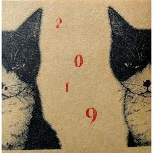 坂本千明カレンダー 2019