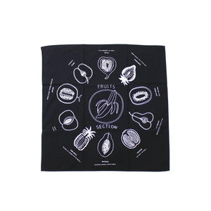 """Fruits"" Bandana - by SHUNTAROU TAKEUCHI × RYUHEI KOBOSHI"