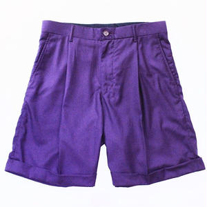 Bermuda shorts #Purple