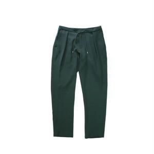 Slim easy pants #Green