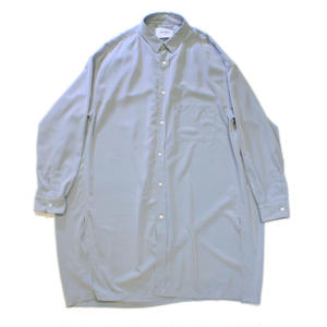 Big Shirt #Ice gray