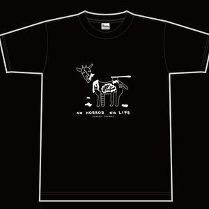 ズーンビTシャツ黒 4種類