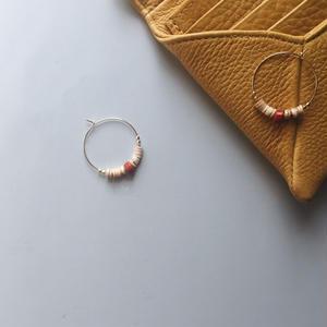 EGRET - Poppy Earrings / Petal B