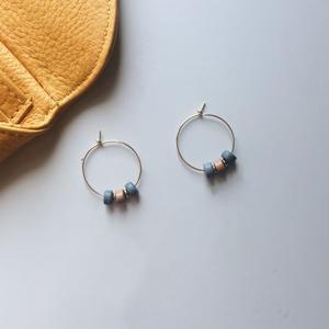 EGRET - Poppy Earrings / Sheed B