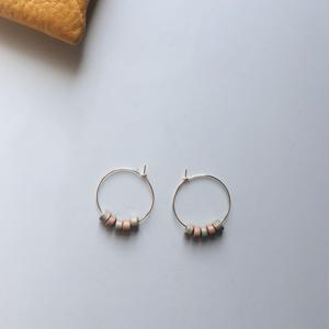 EGRET - Poppy Earrings / Sheed A