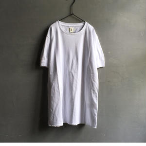 BASIC COTTON TEE - XS