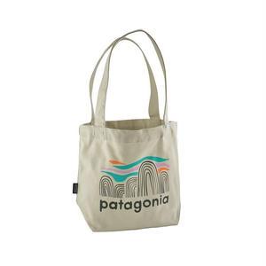Patagonia(パタゴニア) ミニ・トート   #59275  Fitz Roy Stone (FRBL) [商品管理番号:101-ptminicvtt]