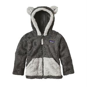 Patagonia(パタゴニア) ベビー・ファーリー・フレンズ・フーディ  #61155  Forge Grey (FGE) [商品管理番号:134-ptfurry]