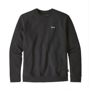 Patagonia(パタゴニア) メンズ・P-6 ラベル・アップライザル・クルー・スウェットシャツ  #39543  Black (BLK) [商品管理番号:31-pt39543]
