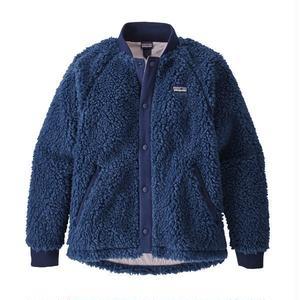 Patagonia(パタゴニア) ガールズ・レトロX・ボマー・ジャケット  #65415  Stone Blue (SNBL) [商品管理番号:98-ptbomberg]