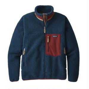Patagonia(パタゴニア) メンズ・クラシック・レトロX・ジャケット  #23056  Stone Blue (SNBL) [商品管理番号:48-pt23056]
