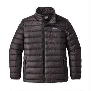 Patagonia(パタゴニア) ボーイズ・ダウン・セーター  #68245  Black (BLK) [商品管理番号:98-ptsweaterjb]