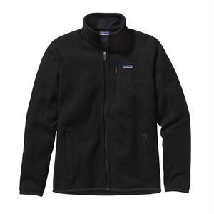 Patagonia(パタゴニア) メンズ・ベター・セーター・ジャケット  #25527  Black (BLK) [商品管理番号:48-pt25527]