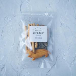 *受注生産【クッキーアソート】4袋セット