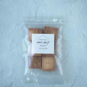 おからクッキー&黒ごまクッキー各2袋の4袋セット