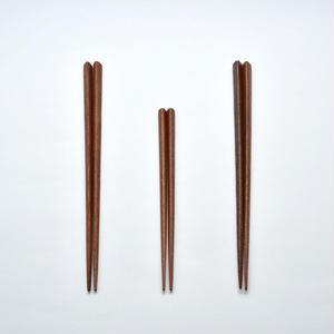 三角箸(短)マラス