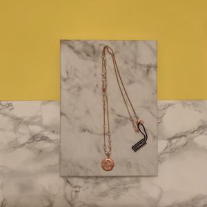 Gregio ネックレス Venus Pink Gold