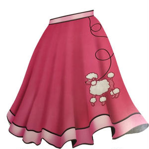 Rockabilly Icon Walldeco Skirt
