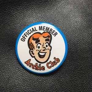 Archie Club Button