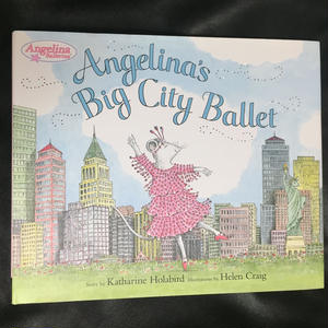 Angelina Big City Ballet