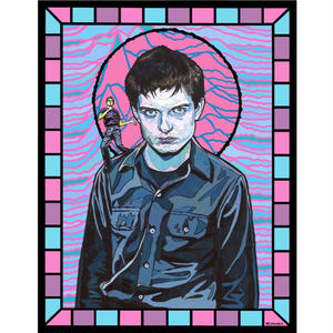 Matthew Lineham/Saint  Ian Curtis (Joy Division)