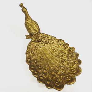 Peacock Jewelry Tray