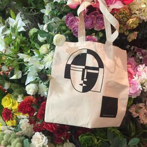 JONATHAN SIRIT Angular Woman  Tote Bag