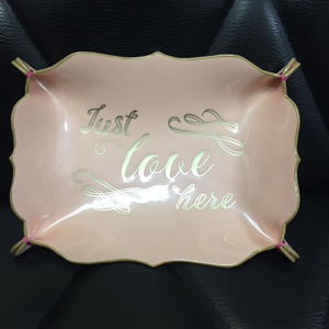 Just Love Here Accessory Tray