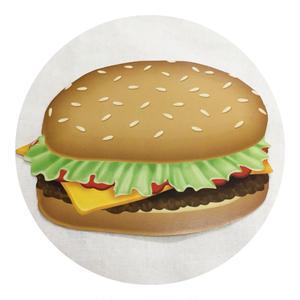 Rockabilly Icon Walldeco  Hamburger