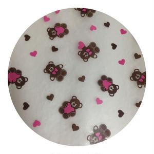Wax Paper Bear
