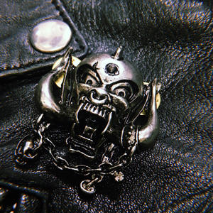 Motörhead Metal Badge -B