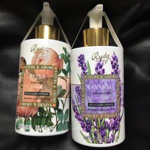 Rudy's Luxury Liquid Soap