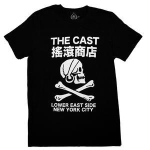 The Cast/Cast Logo( Black)