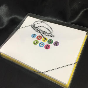Fringe Studio Thank You Card Set