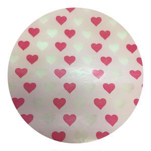 Wax Paper Heart
