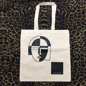 JONATHAN SIRIT Angular Woman  Tote Bag