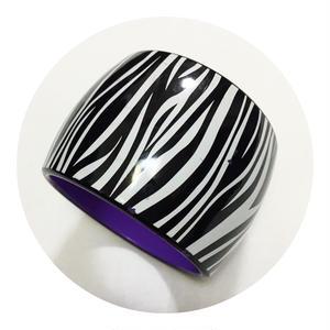 Zebra Bangle