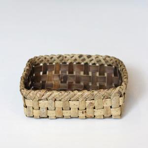 胡桃の置き籠(小) (クルミ/くるみ)  小物入れ オズのかごバッグ