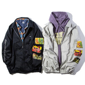 YIKES DRIZZLER JACKET