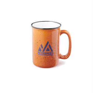 TRAIL LOGO CAMP FIRE MUG