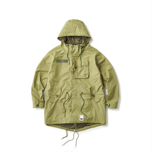 TECHNICAL FISH TAIL JACKET