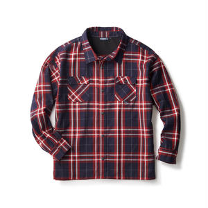 WIDE RANGE PLAID SHIRT