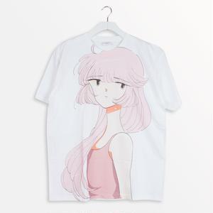 【私立闇パステル学園 × PARK】百々目鬼清(どうめききよ)フルグラフィックTシャツ