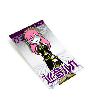 【OMOCAT×巡音ルカ】LUKA Pin