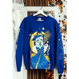 【OMOCAT】WITCHGIRL Sweater
