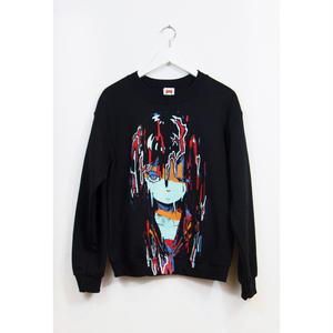 【OMOCAT】MELTYGIRL *Black* Sweater